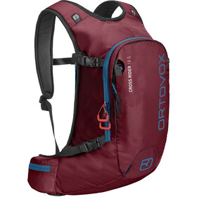 Ortovox Cross Rider 18 Backpack Dark Blood